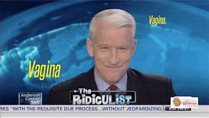 Anderson Cooper Cable Vaginas Interesting Why Inside