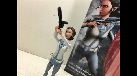 Star Wars Rebels Princess Leia Organa Toy Review