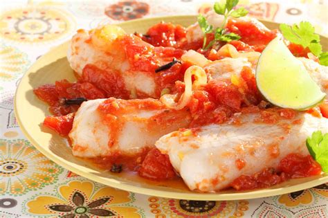 cuisine az poisson à la sauce tomate épicée cuisine az