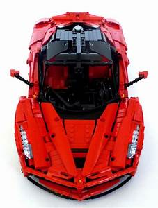 Lego Technic Ferrari : lego technic ferrari laferrari brick house pinterest lego lego technic and lego creations ~ Maxctalentgroup.com Avis de Voitures