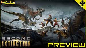second, extinction, preview, -, early, access, coming, soon