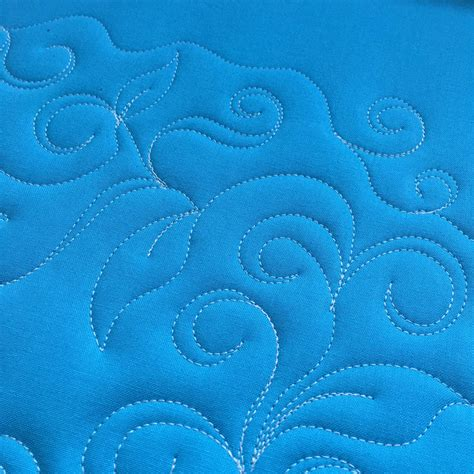 free motion quilting designs how to free motion quilt swirl designs weallsew