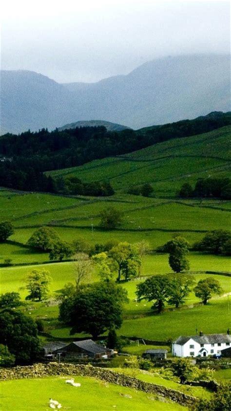 green countryside wallpaper allwallpaperin  pc en