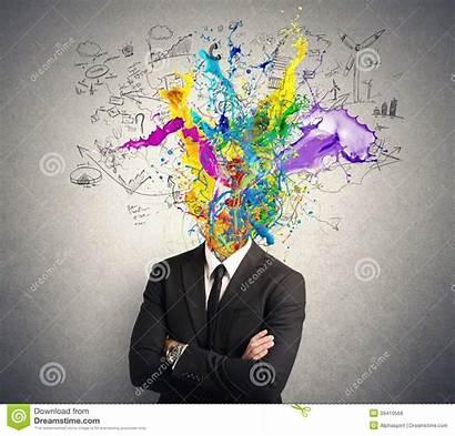 Mind Creative Colorful Concept Mindset