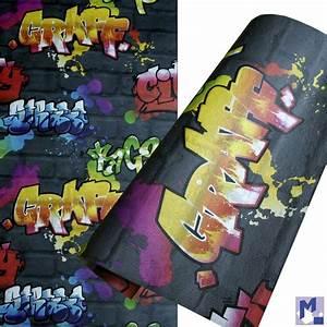 tapete paper graff graffiti mauer michelberger ihr With balkon teppich mit graffiti tapete