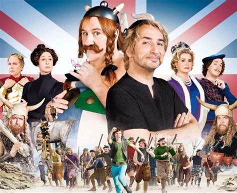 """25. oktobra u bioskope stiže """"Asteriks i Obeliks u Britaniji"""