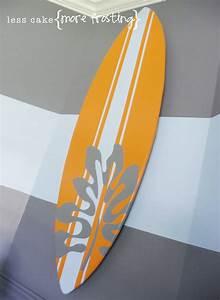 Surfboard Selber Bauen : if everybody had an ocean less cake more frosting teenager room surfboard decor surf ~ Orissabook.com Haus und Dekorationen