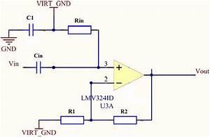 The Circuit Diagram Of The Decoupled Non