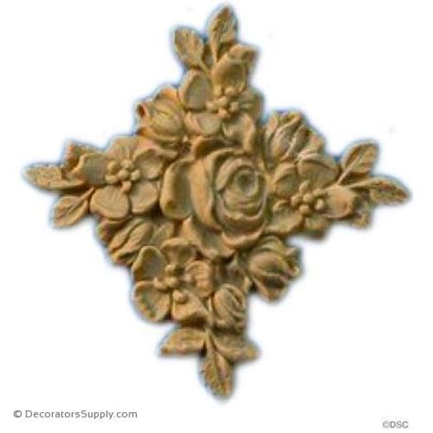 hundreds of circle rosette appliques and onlays for woodwork furniture