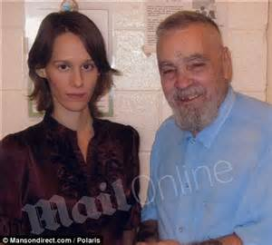 In love behind bars, Charles Manson, 79, and the 25-year ...