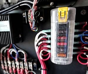 Blade Fuse Block Wiring