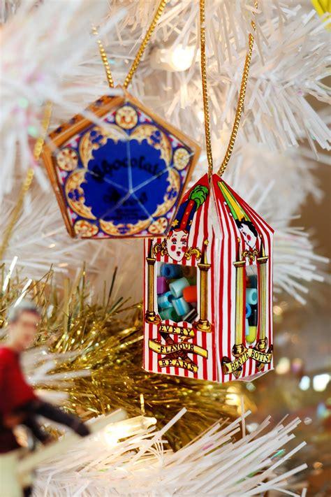 diy harry potter christmas ornaments karen kavett