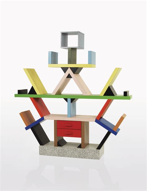 Ettore Sottsass Möbel by Grieder Contemporary Ettore Sottsass The