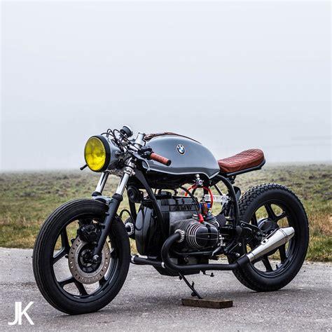 bmw  cafe racer  ironwood custom motorcycles bikebound