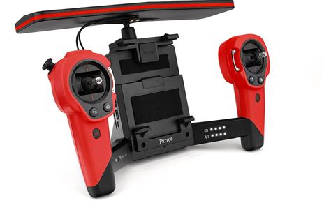 parrot skycontroller  bebop drone amplified wi fi  dbm radio  ios  android red