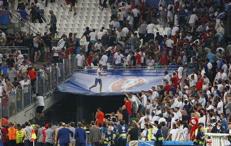 Behavior Of Ultras Further Proof That Russia Must Be