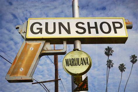 marijuana concealed carry  firearm ownership