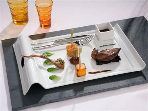 des assiettes dignes d 39 un grand restaurant