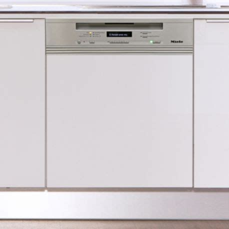 lave vaisselle int 233 grable 60cm miele g6730sci in