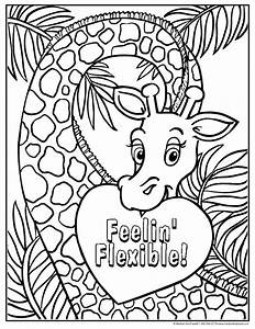 Chiropractic Kids Coloring Pages