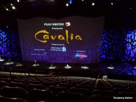 Cavalia Singapore Horse Extravaganza!