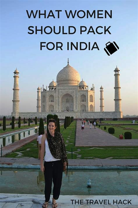 What Women Should Pack When Travelling To India The