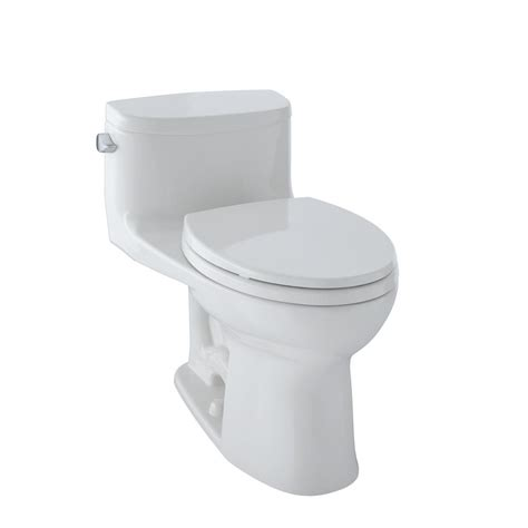 Toto Supreme Ii 1piece 128 Gpf Single Flush Elongated