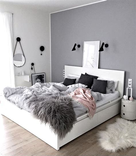 Black White And Pink Decorating Ideas by Best 25 Grey Bedroom Decor Ideas On Pinterest Grey Room
