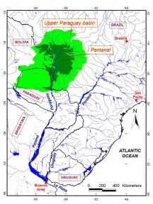 Pantanal Brazil Map