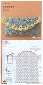 Beautiful Crochet Jasmine Stitch Purse