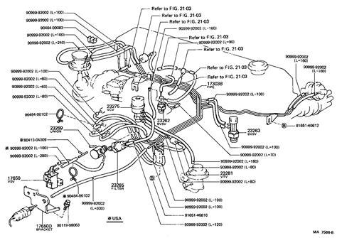 vacuum lines  missing parts