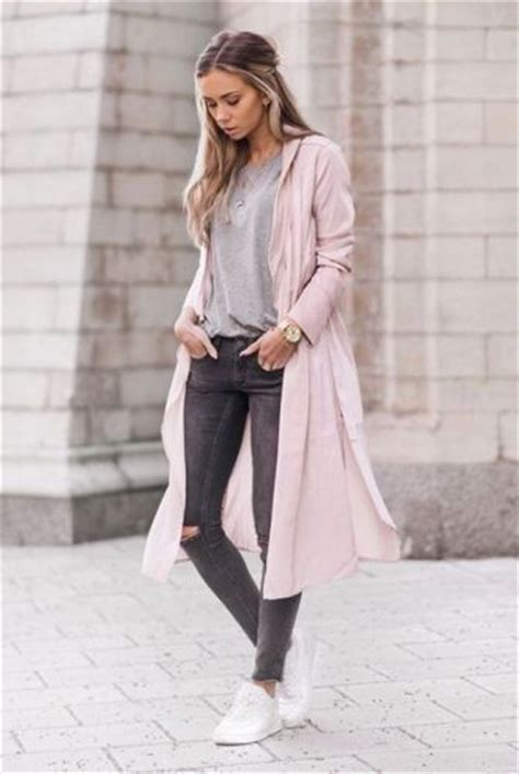 Maxi coats with Adidas outfit ideas u2013 Just Trendy Girls