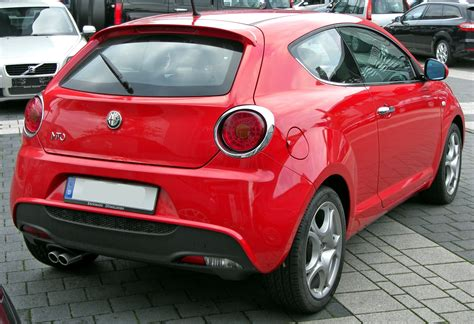 Filealfa Romeo Mito 14 Tb Rear Wikimedia Commons