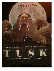 AICN HORROR looks at Kevin Smith's TUSK! THE BATTERY ...