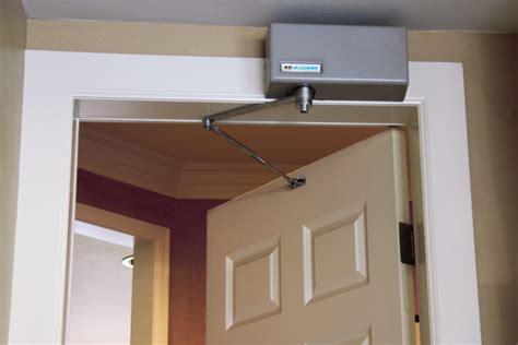electric door opener swing door opener potomac supplies inc