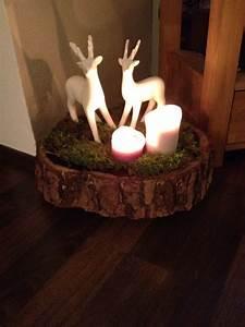Basteln Mit Baumscheiben : 83 besten basteln mit holz bilder auf pinterest holzarbeiten weihnachtsdekoration und ~ Watch28wear.com Haus und Dekorationen