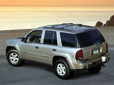 blue book used cars values 2003 chevrolet blazer windshield wipe control 2003 chevrolet trailblazer pricing ratings expert review kelley blue book
