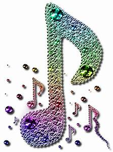 Multi Music Notes Clipart