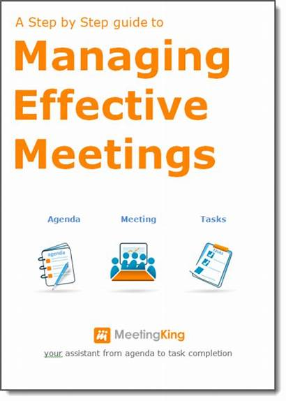 Effective Meetings Guide Managing Management Notes Meeting