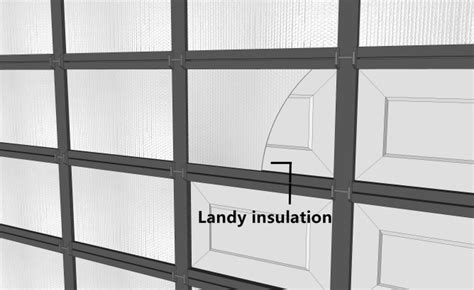 what type of insulation to use in garage wholesale different types of car garage ceiling wall door