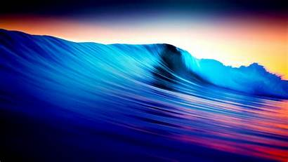 Outrun Backgrounds Water