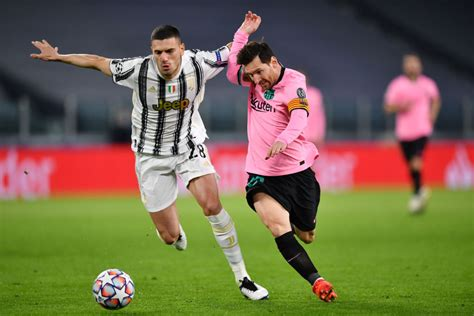 Juventus 0-2 FC Barcelona – Champions League Player Ratings