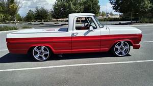 1971 Ford F100 Short Bed Truck
