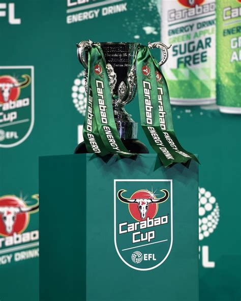 Carabao Cup draw: When is the first round? Key fixture ...