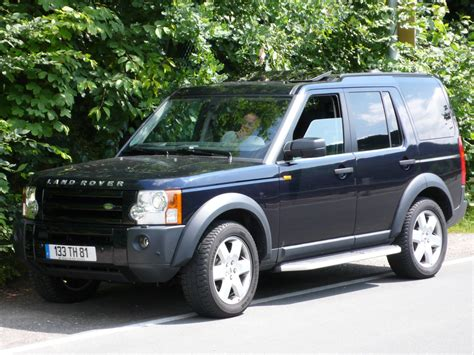 land rover lr3 2007 land rover lr3 overview cargurus