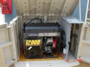 Diy Portable Generator Shed by Powershelter Kit