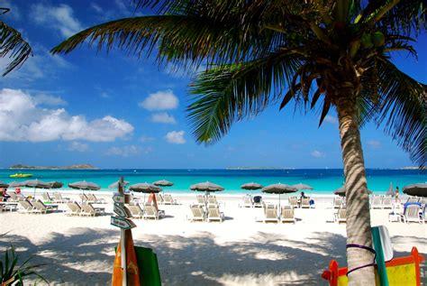 Wanderlust Traveler St Maartenst Martin Beaches
