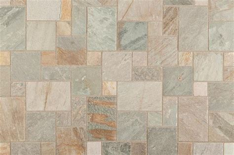 roterra slate tile meshed back patterns