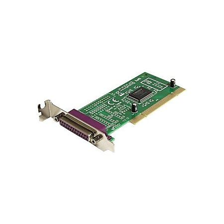 startechcom  port  profile pci parallel adapter card