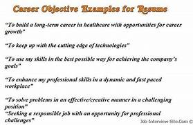 Examples Of Career Objectives For Resumes Sample Career Objectives Resume Graduate Business Resume Resume Sample Resume Resume Career Career Objective For Resume Sample Free Resume Templates Resume Resume Career Objective Architect Resume Career Objectives